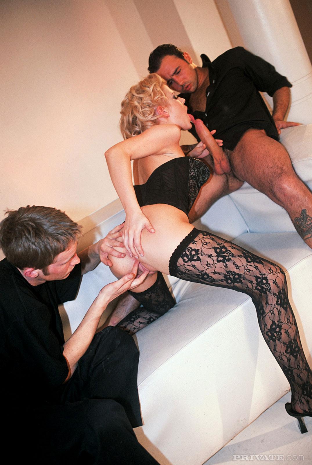 Борделе принуждают в мужиков девушек обслуживать